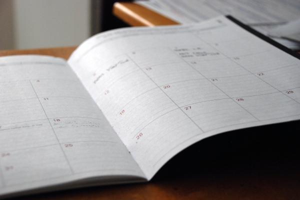 photo of diary